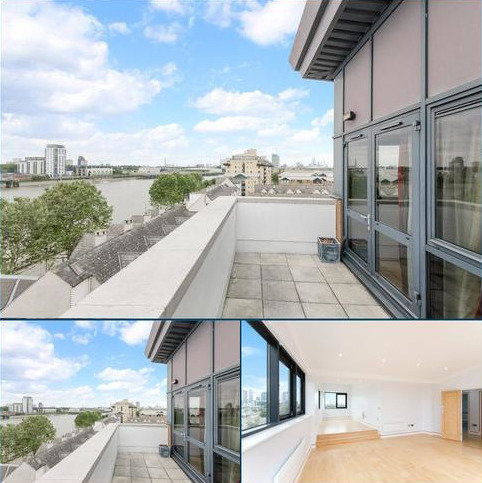 2 bedroom flat for sale - Langbourne Place, London, E14