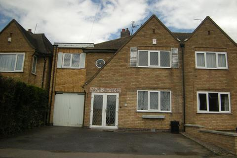 4 bedroom semi-detached house to rent - Adlington Road, Oadby, LE2