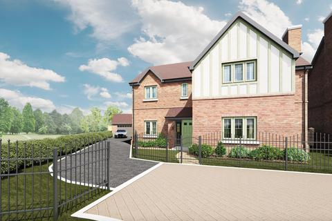 5 bedroom house for sale - 5 bedroom House New Build in Little Budworth