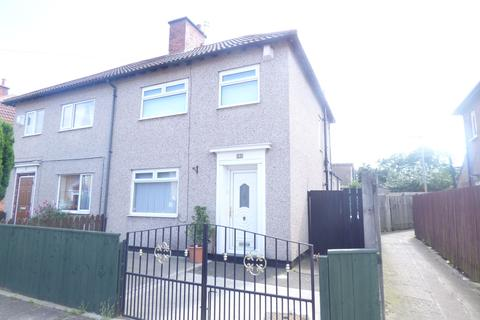 3 bedroom semi-detached house to rent - Princes Gardens, Blyth, Northumberland, NE24 5HL