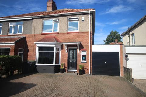 3 bedroom semi-detached house for sale - Roker Avenue, Monkseaton, NE25 8JA