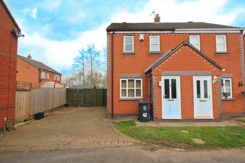 2 bedroom semi-detached house to rent - Bryony Road, Leicester, LE5