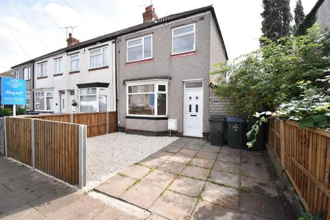 3 bedroom end of terrace house for sale - Nunts Park Avenue, Coventry