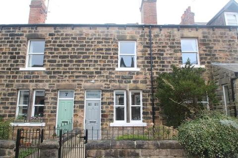 4 bedroom terraced house to rent - WEST LEA AVENUE, HARROGATE, HG2 0AT