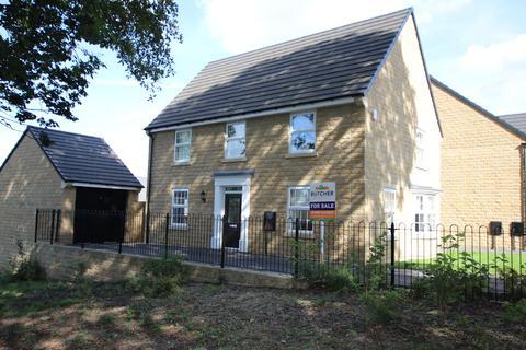 4 bedroom detached house for sale - Sycamore Croft, Skelmanthorpe, Huddersfield