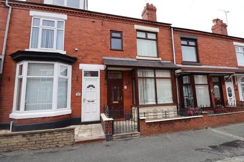 3 bedroom terraced house to rent - Swinnerton Street, Crewe, CW2 6DH