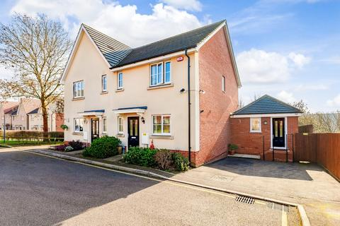 4 bedroom semi-detached house for sale - Knight's Orchard, Whittlesford, Cambridge