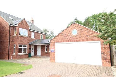 5 bedroom detached house for sale - Williamsfield Road, Cranswick