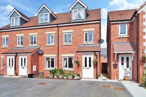 3 bedroom end of terrace house for sale - Scholars Way, Melksham