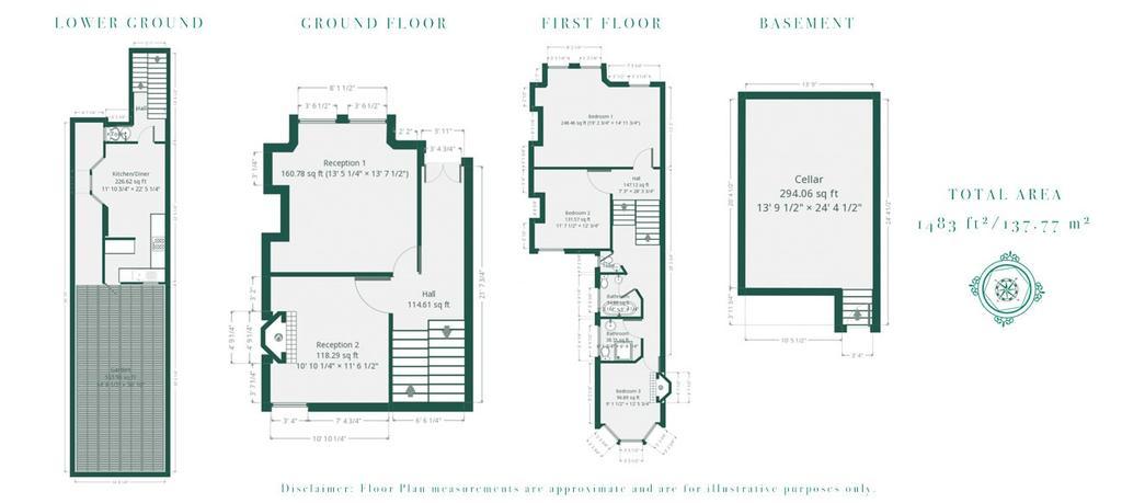Floorplan 1 of 4: Floorplan 2 D