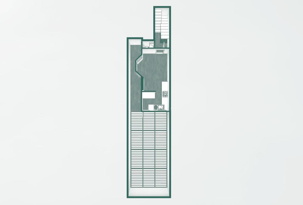 Floorplan 3 of 4: Kitchen/Garden