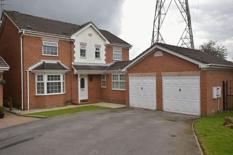 4 bedroom detached house for sale - Holden Clough Drive, Ashton-Under-Lyne