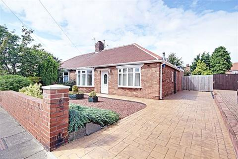2 bedroom semi-detached bungalow for sale - Moor Lane East, South Shields, Tyne And Wear