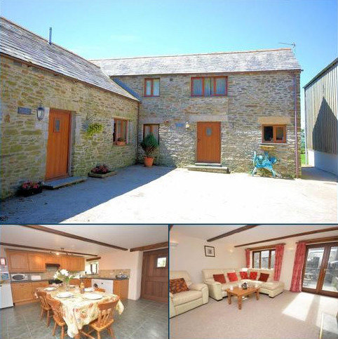 3 bedroom terraced house to rent - Fentrigan Manor Farm, Warbstow, Launceston