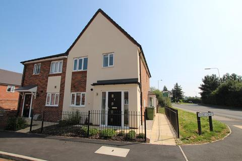3 bedroom semi-detached house for sale - Nooks Croft, Brereton, Rugeley, WS15
