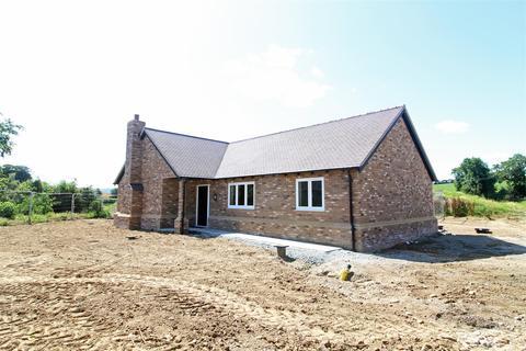 3 bedroom detached bungalow for sale - 1 Church View, Westbury