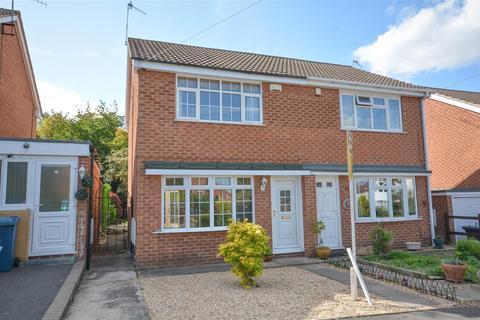 2 bedroom semi-detached house for sale - Mellors Road, West Bridgford, Nottingham