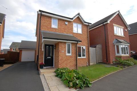 3 bedroom detached house for sale - Broomhall Drive, Shavington, Crewe