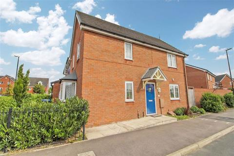 3 bedroom end of terrace house for sale - Cossington Road, Coventry