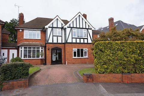 5 bedroom detached house to rent - Ryefield Close, Solihull, B91