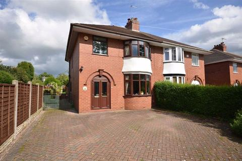3 bedroom semi-detached house for sale - Church Lane, Oulton, Stone