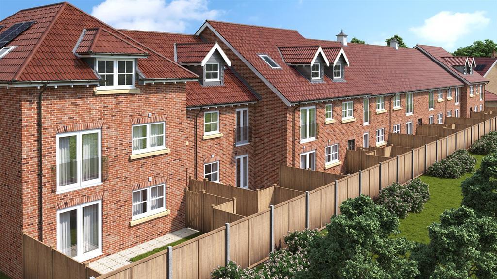 Griston Road Apartment Rear.jpg