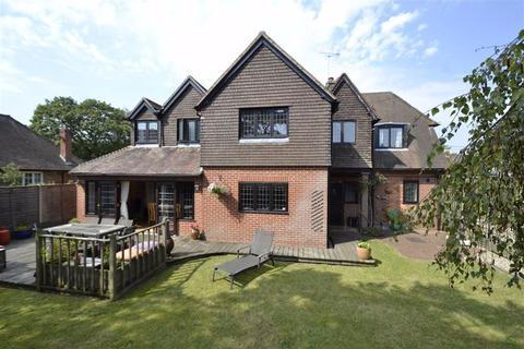 4 bedroom detached house for sale - Little Lane, Upper Bucklebury, Berkshire, RG7