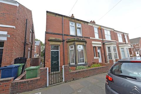 3 bedroom semi-detached house for sale - Coleridge Avenue, Gateshead