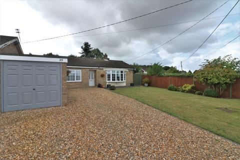 3 bedroom detached bungalow for sale - Church Lane, Wicklewood NR18