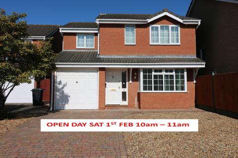 4 bedroom detached house for sale - Bluebell close, Dereham NR19