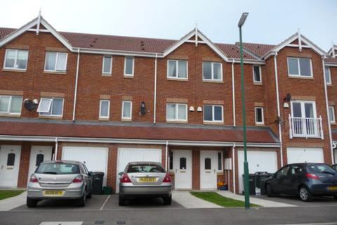 3 bedroom townhouse for sale - The Chequers, Consett, Co Durham DH8