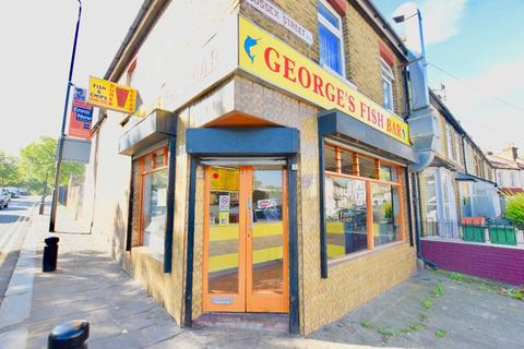 Restaurant for sale - Georges Fish Bar, E13