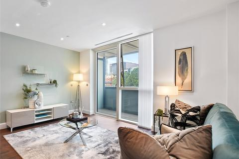 2 bedroom flat for sale - Laker Court, 39 Harbour Way, London, E14