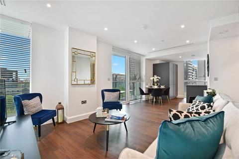 2 bedroom flat for sale - Laker Court, 39 Harbour Way, London, E14