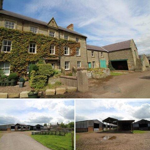 4 bedroom farm house for sale - Castle Farm, Whittingham