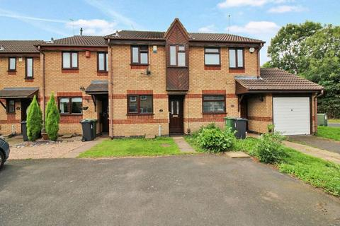 2 bedroom terraced house for sale - Stanier Close, Rushall, Walsall