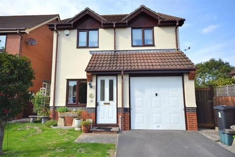 3 bedroom detached house for sale - Dodhams Farm Close, Bridport