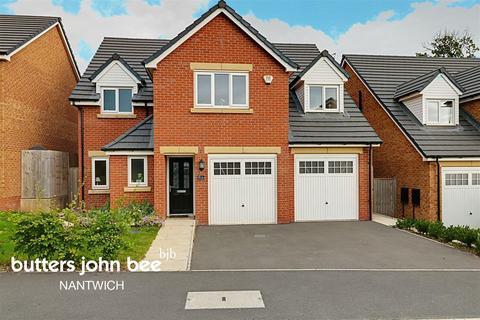 5 bedroom detached house for sale - Broomhall Drive, Shavington