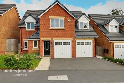 5 bedroom detached house for sale - Shavington, Crewe