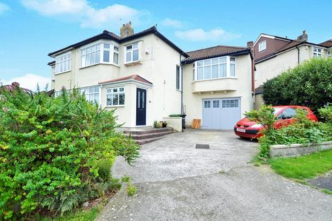 4 bedroom semi-detached house for sale - Laurie Crescent, Henleaze, Bristol, BS9 4TA