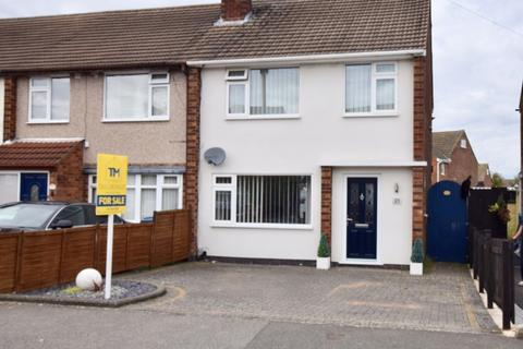 3 bedroom semi-detached house for sale - Bletchley Drive, Allesley Park, Coventry - 3 BED + LOFT ROOM