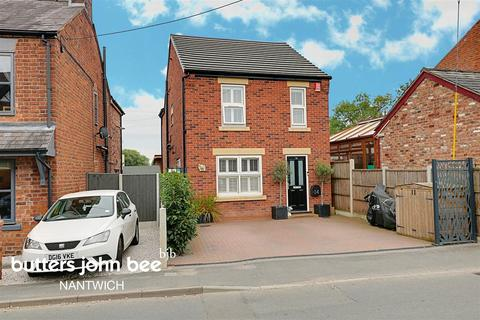 3 bedroom detached house for sale - Wistaston Road, Willaston