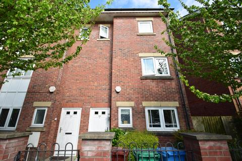 4 bedroom end of terrace house to rent - Chorlton Road, Hulme, Manchester, M15 4JG