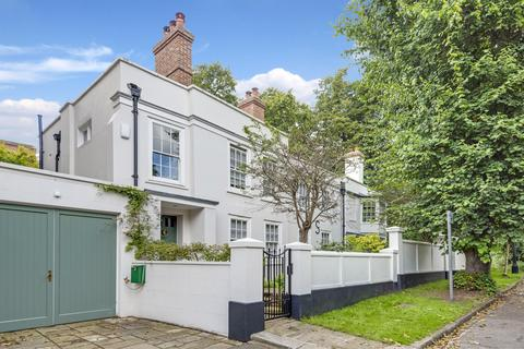 5 bedroom detached house for sale - WINDMILL HILL, HAMPSTEAD VILLAGE NW3