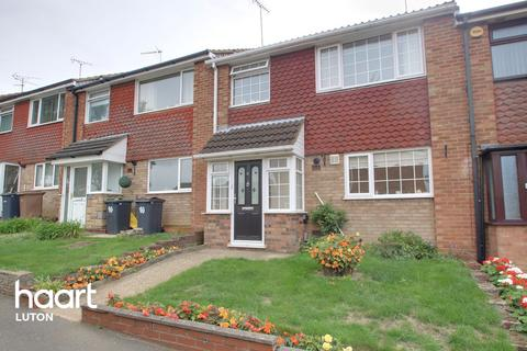 3 bedroom terraced house for sale - St Olams Close, Luton