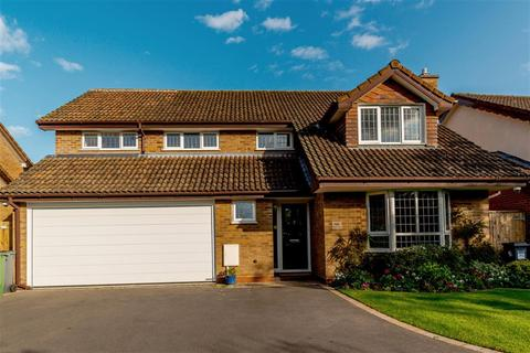 4 bedroom detached house for sale - Browns Lane, Knowle, Solihull, B93 9BD