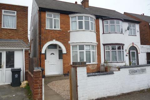 3 bedroom semi-detached house to rent - Canon Street  Leicester