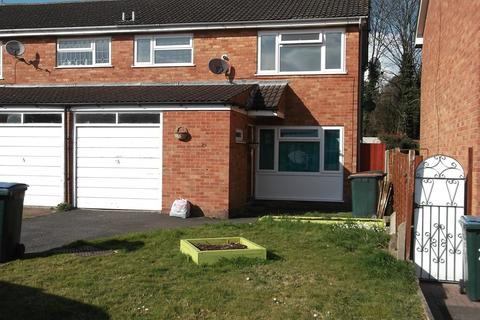 3 bedroom semi-detached house to rent -  Barbican Rise, Wyken, Coventry, CV2