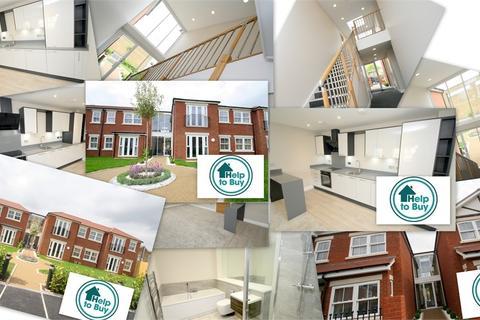 2 bedroom flat for sale - 8-12 Clarendon Road, Ashford, Surrey