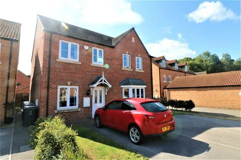 2 bedroom semi-detached house for sale - Almond Croft, Wombwell, BARNSLEY, South Yorkshire